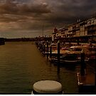 Walsh Bay after the rain by andreisky
