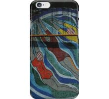 Laguna bathers iPhone Case/Skin