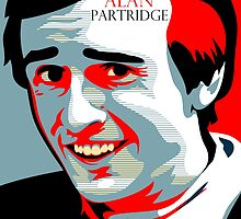 Alan Partridge by Tolcarne