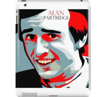 Alan Partridge iPad Case/Skin