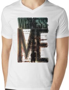 Witness me - Mad Max: Fury road Mens V-Neck T-Shirt