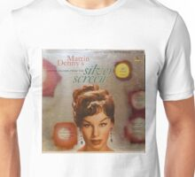 Exotic Sounds From The Silver Screen, Martin Denny Unisex T-Shirt