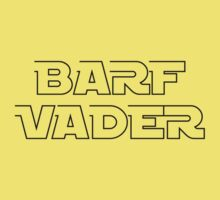 Barf Vader One Piece - Short Sleeve