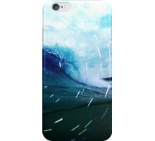 Wave & North Star Trails iPhone Case/Skin