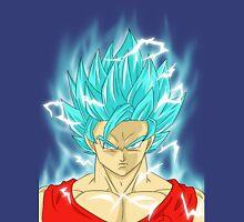 Super Saiyajin Blue Goku T-Shirt