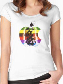 Poke'fruit Women's Fitted Scoop T-Shirt