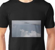 Clouds, Up In The Sky  Unisex T-Shirt