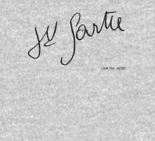 Jean Paul Sartre - Signature Unisex T-Shirt