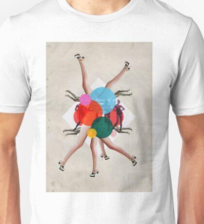 Show girls love fashion Unisex T-Shirt