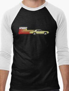 The Classic Men's Baseball ¾ T-Shirt