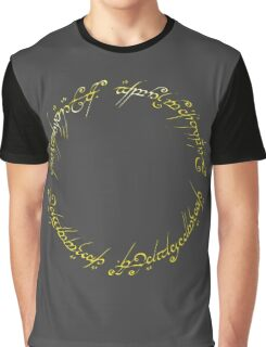 The One Ring Graphic T-Shirt