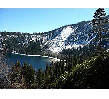 Beautiful South Lake Tahoe Photographic Print