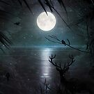 When the moon 2 by mikath