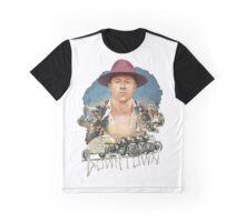 Macklemore & Ryan Lewis Tour DR2 Graphic T-Shirt
