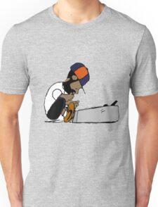 J Dilla Print 2 Unisex T-Shirt