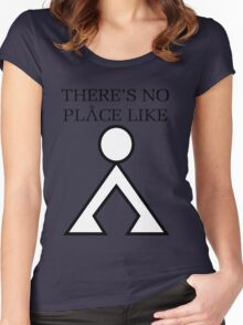 STARGATE 2 Women's Fitted Scoop T-Shirt