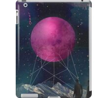 Intergalactic bridges iPad Case/Skin