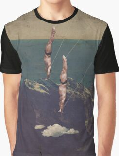 High Diving Graphic T-Shirt