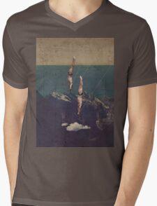 High Diving Mens V-Neck T-Shirt