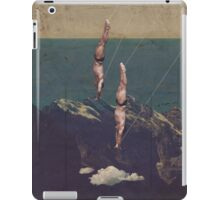 High Diving iPad Case/Skin