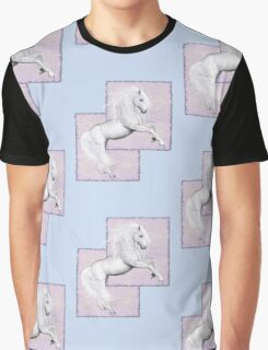 The White Horse  Graphic T-Shirt