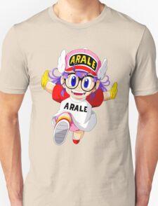 Arale Norimaki Run T-Shirt