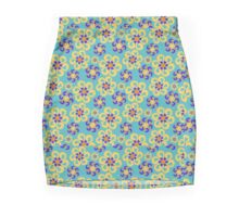 Pretty Pattern Mini Skirt