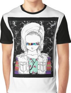 Android18OSPLUS Graphic T-Shirt