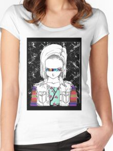 Android18OSPLUS Women's Fitted Scoop T-Shirt