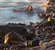 Magic Island Rocks Sticker
