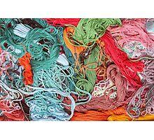Threads Photographic Print