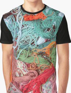 Threads Graphic T-Shirt