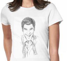 Darren Criss Womens Fitted T-Shirt