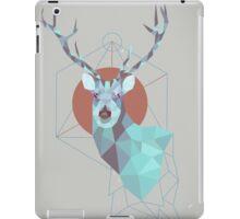 Edgy Deer iPad Case/Skin
