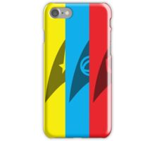 Starfleet Emblems - Original Series iPhone Case/Skin