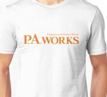 P.A Works Logo Unisex T-Shirt