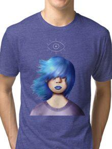 The Wind Lies Tri-blend T-Shirt