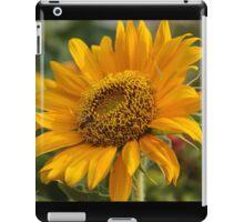 Yellow Bee Flower iPad Case/Skin