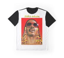 Songs In The key Of Life stevie wonder Tour DR3 Graphic T-Shirt