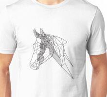 Edgy Horse Unisex T-Shirt
