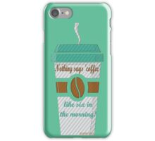 GILMORE GIRLS-coffee addicted iPhone Case/Skin
