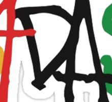 B4DA$$ Sticker