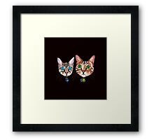 Blix and Sailor Jerry 2 Framed Print