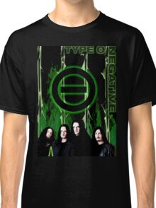 Peter Steele TYPE O NEGATIVE DR (3) Classic T-Shirt