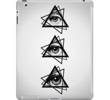 New World Order iPad Case/Skin