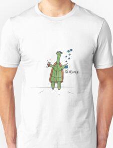 Science Turtle Unisex T-Shirt