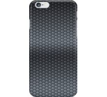 Dragon Scales (Silver) iPhone Case/Skin