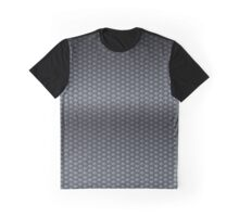 Dragon Scales (Silver) Graphic T-Shirt
