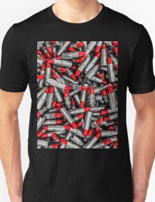 Lipstick chrome Unisex T-Shirt