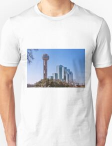 Reunion Tower Dallas II Unisex T-Shirt